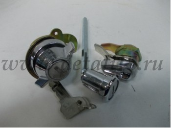 электрическая схема газ 21