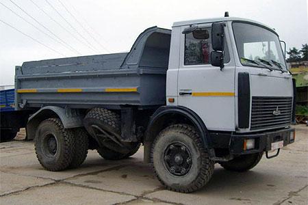 История и обзор МАЗ-5551